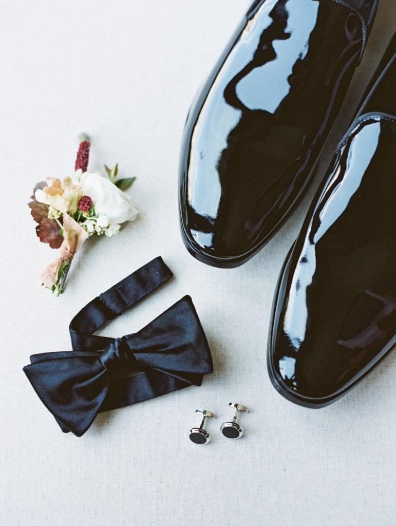 Pendry Wedding Photos Of Grooms Details | Trendy Groom Shoes