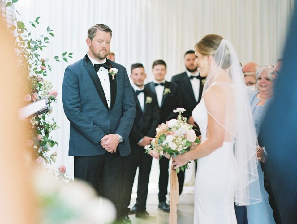 Winslow Room Wedding Ceremony In Baltimore, Maryland