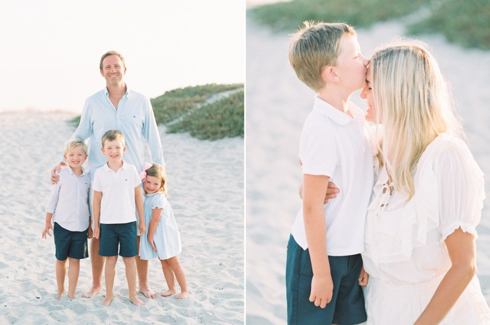 Film Family Photos in Coronado, CA | shot by Mandy Ford Photography
