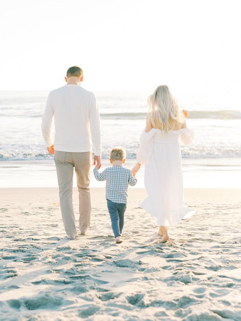 Family At The Hotel Del Coronado Family Photography