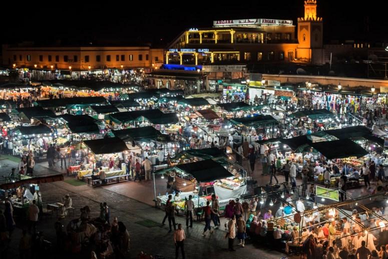 © Jessica Josie Photographer Jemaa el Fna Tasting Marrakech food tours