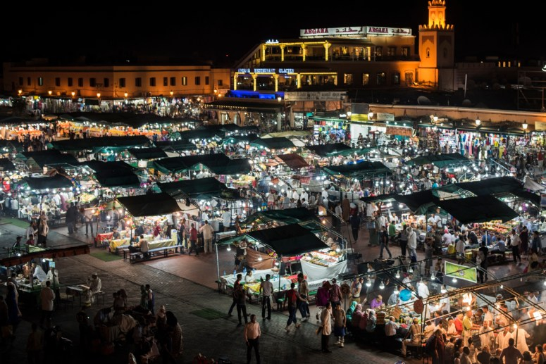 © Jessica Josie Photographer Jemaa el Fna Tasting Marrakech food tours