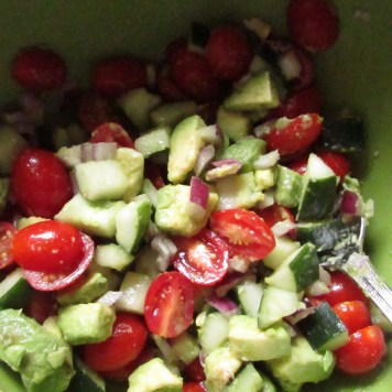 tomato-avocado-cucumber-avocado-salad