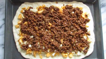 Taco Pizza - Meat Layer