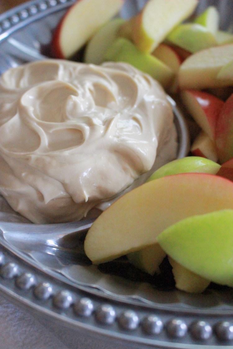 Cream Cheese Apple Dip Recipe
