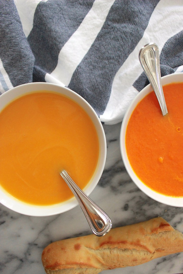 Easy Pureed Vegetable Soup