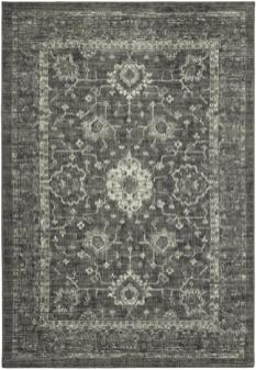 Vintage Gray Area Rug