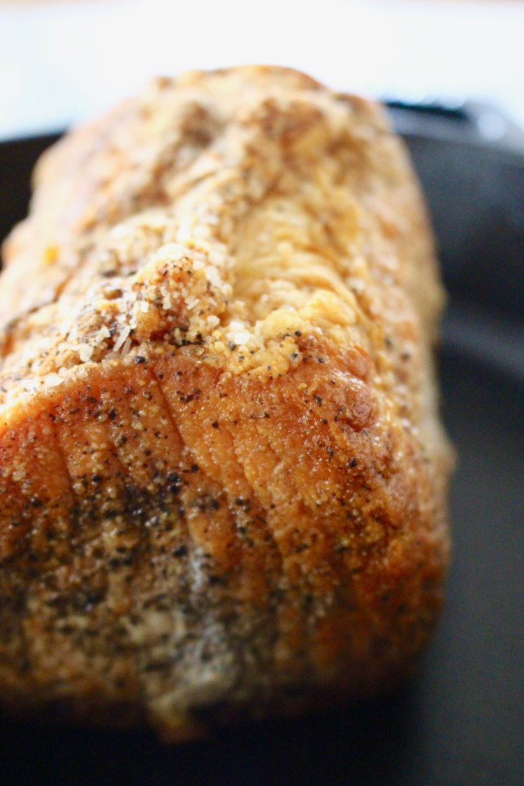 Perfect Seared and Roasted Pork Loin