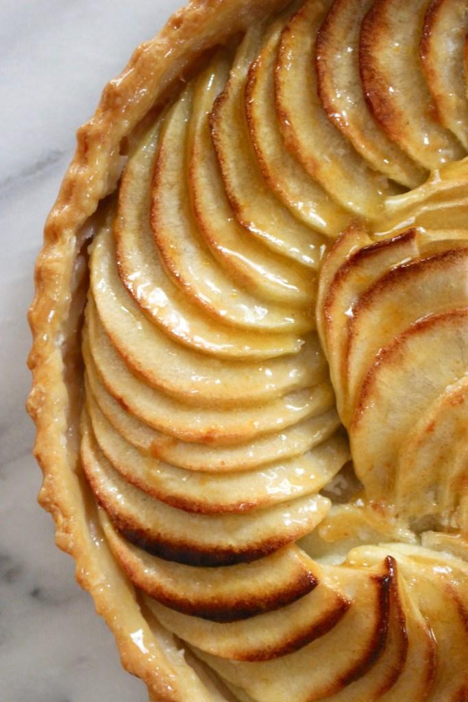 Simple Apple Tart Recipe