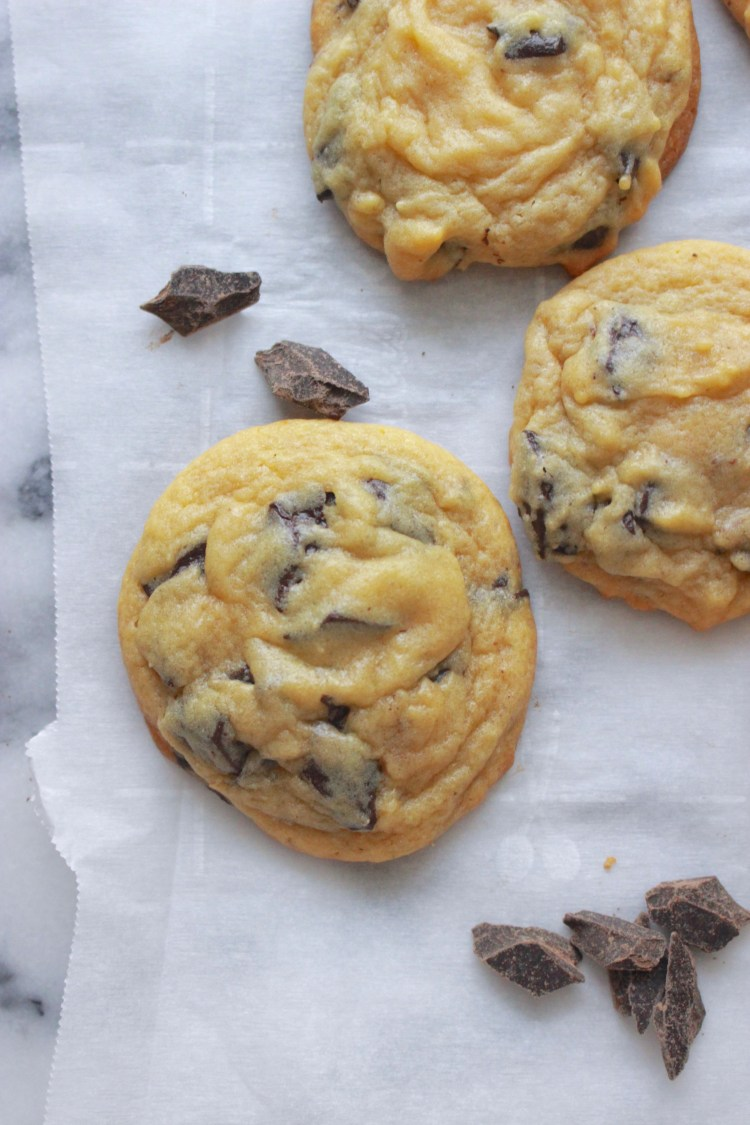 The Secret to Soft Chocolate Chip Cookies