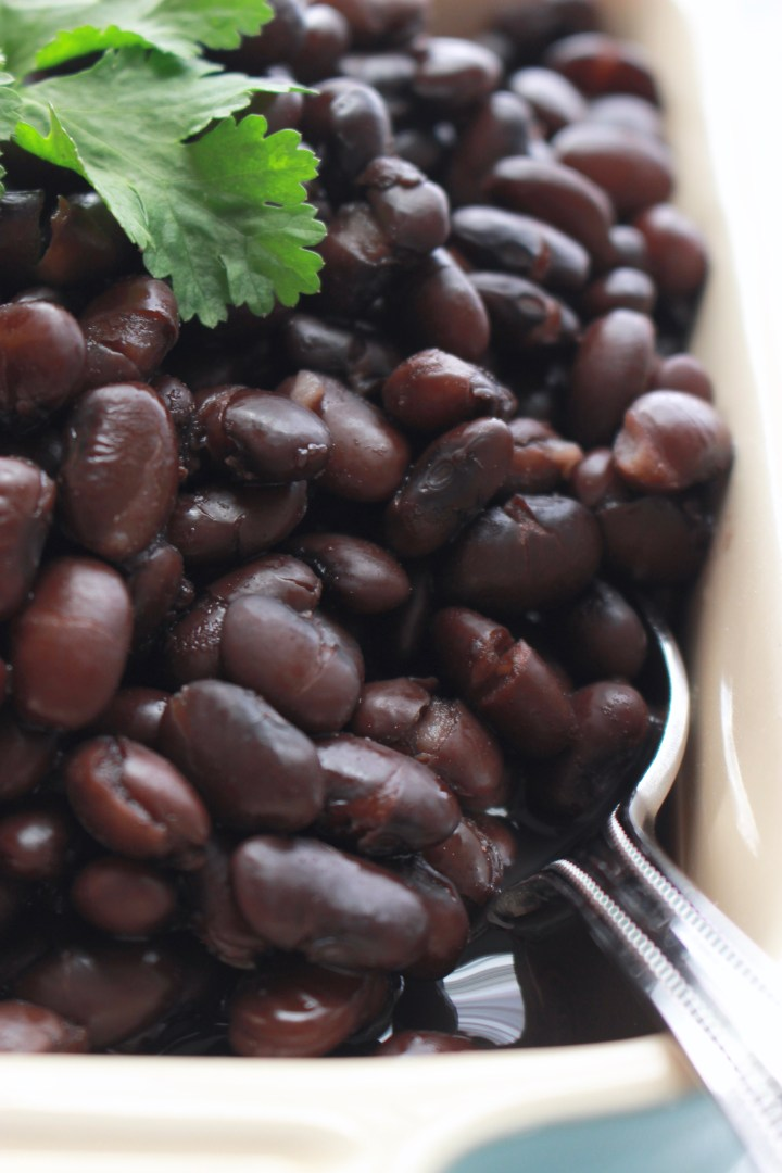 Easy Stovetop Black Beans