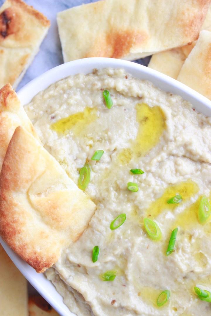 Homemade Baba Ganoush