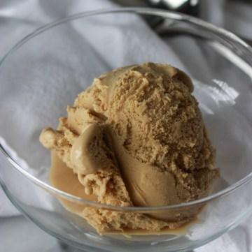 Homemade Kahlua Ice Cream