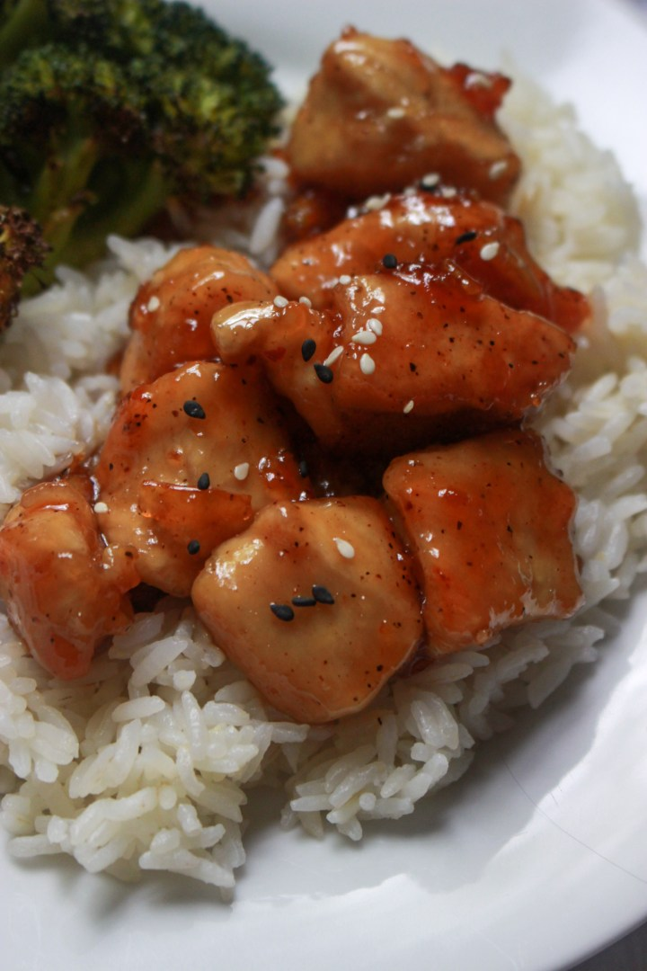 Homemade Orange Chicken With Orange Marmalade Mandy Jackson