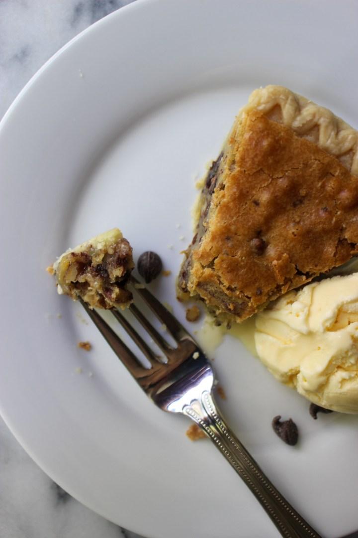 forkful of derby pie
