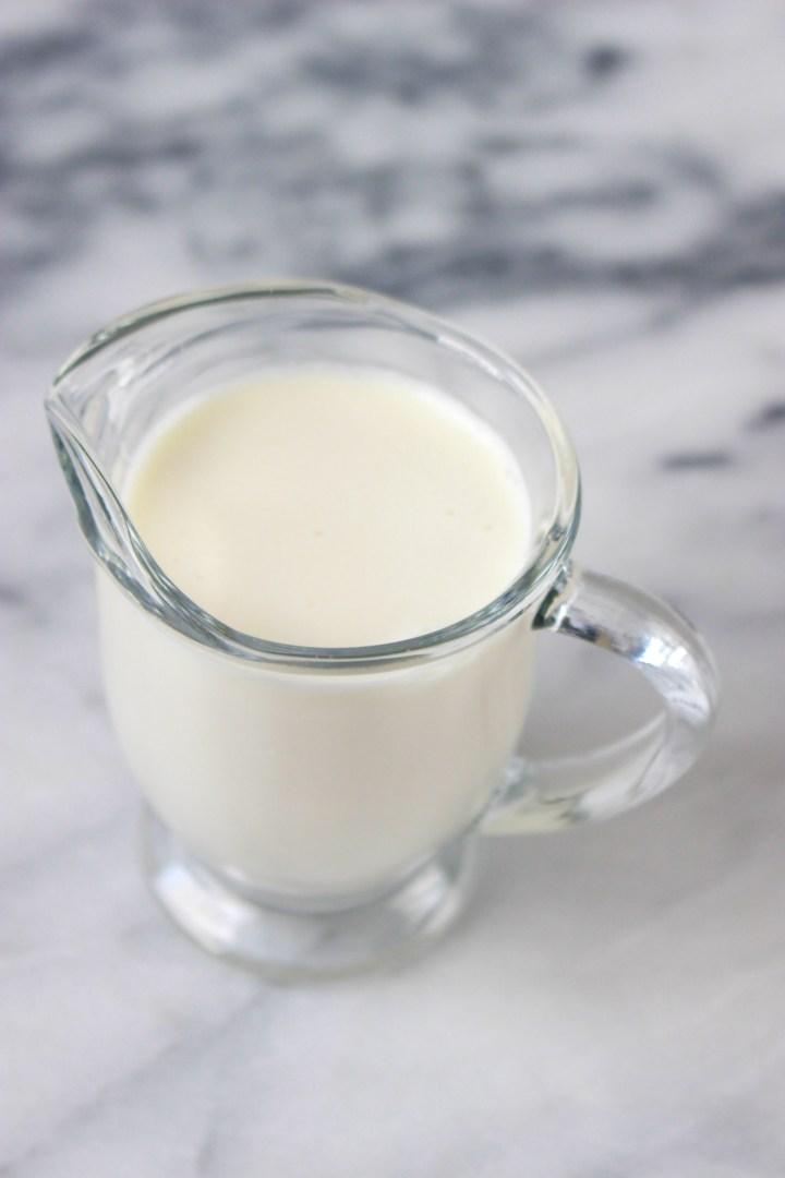 vanilla sweet cream in creamer