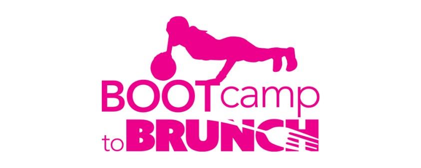 Boot Camp To Brunch Logo Design Mandy Love Graphic Designer