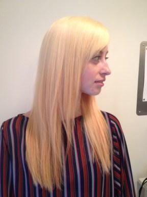 Blonde!