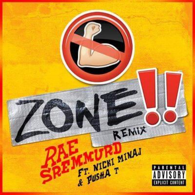 rae sremmurd ft nicki minaj pusha t e28093 no flex zone remix - New Music: Rae Sremmurd Ft Nicki Minaj & Pusha T – No Flex Zone (Remix)