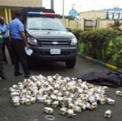 wp 1468405184371 - Over N60m From Missing Bullion Van Recovered In A Supermarket In Port Harcourt (Pic)