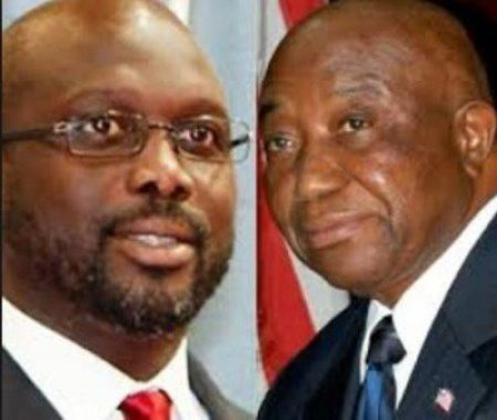 abcd1514563382 Liberia's Vice President Concedes Defeat, Congratulates George Weah
