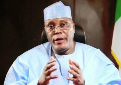 atiku abubakar former vice president - 2019 Election: I Will Not Mortgage People's Mandate Says Atiku