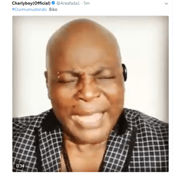 screenshot 11 - Video: Charly Boy Blast Nigerian Youths Over Buhari & Atiku 2019 Race