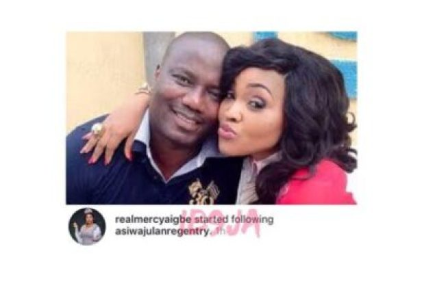 25037700_166076587340878_8584625449781428224_n Actress Mercy Aigbe's Begins Following Her Estranged Husband On Instagram (Pics)
