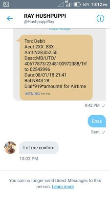 """a2494 dtdgtg8xuak nid - """"I Just Got Duped By Hushpuppi"""" - Another Nigerian Student Cries Out For Help (Pics)"""