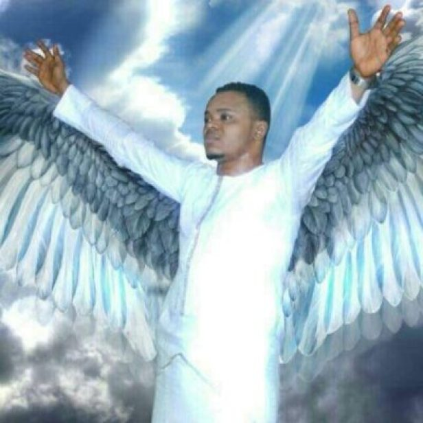angel-obinim Bishop Daniel Obinim 'Turns Into An Angel', Attempts To Fly To Heaven (Video)