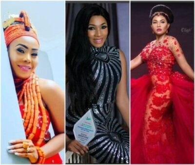 mercy aigbe 1 1 - Red Dress Saga: Bride threatens To Sue Mercy Aigbe & Rikaotobyme