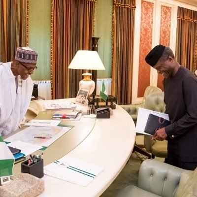 yyopjagv_400x400 President Buhari, Saraki And Dogara In Closed Door Meeting At Aso Rock