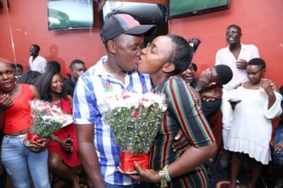 dwgeui2xcaev5p4 - Checkout Photos From A Kissing Competition In Kampala, Uganda