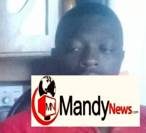 joseph-mapfumo Zimbabwe Policeman Caught Having Sex With Married Workmate In Car (Photos)
