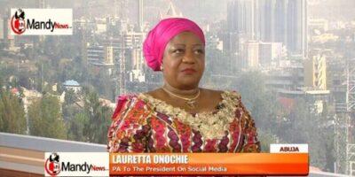 Buhari has appointed Lauretta Onochie as INEC Commissioner