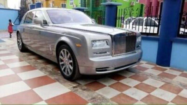 "35839111_1783521128405365_1722478642442797056_n Angel Obinim Acquires ₦109 Million ""Brand-New"" Rolls Royce Ghost (Video,Photos)"