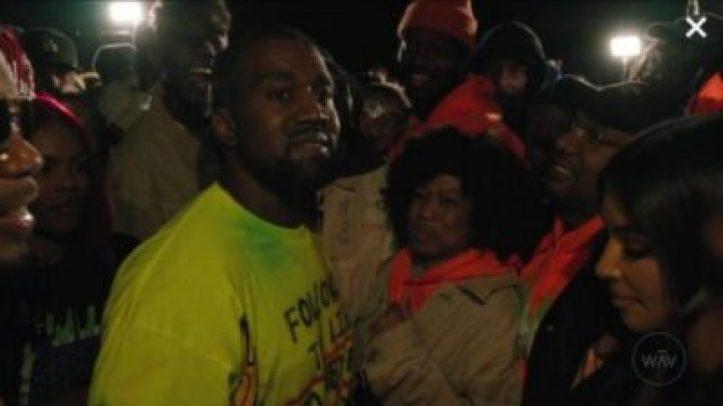 kanye-wyoming Kanye West Unveils New Album YE
