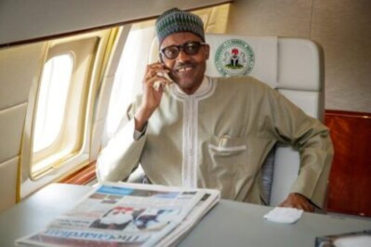 dijij-ewkaahde0 Buhari Has Departed Abuja On A 3-day Official Visit To The Netherlands