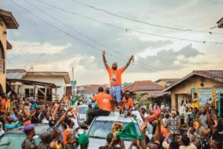 41283670_229648197903456_4391362365851213896_n Davido's Full Performance At Osun State Governorship PDP Rally For His Uncle (Video)