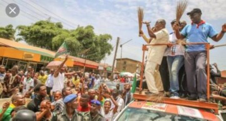 42607820_10160952349495374_1753537500875325440_n 5 Things Obaseki Promised During Election Campaign That Have Not Been Fulfilled