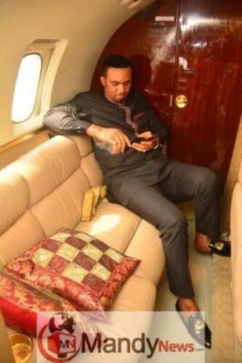 8415566_pastor3_jpege9f687f5fb99c7183106281e144ee1a71803364702 Pastor Chris Okafor Acquires A Private Jet (Photos)