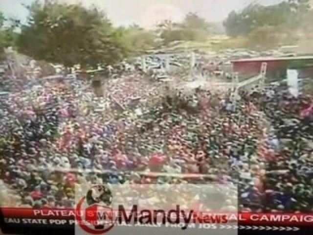 8484994_fbimg1547305723928_jpegc7ba53387c7a1b4ce68b10eba39099f61865378632 PDP Presidential Campaign Rally In Jos, Plateau State (Photos)