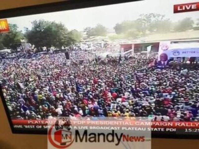 8484995_fbimg1547305735402_jpega75268ce2cc30073adf38183bc442211874283368 PDP Presidential Campaign Rally In Jos, Plateau State (Photos)
