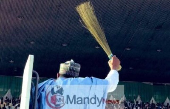 More Pictures From APC Presidential Campaign In Kaduna