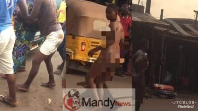 8560061 girl jpeg7ed1e318bf3dc07eaf35ed0280a1d2611935962679 - Lady Strips Unclad, Runs Mad In Enugu After Car Dropped Her Off