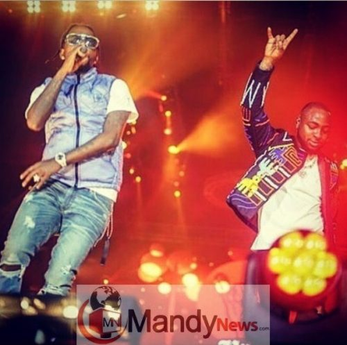 Screenshot 2 - See All The Photos From Davido's 02 Arena Concert In London
