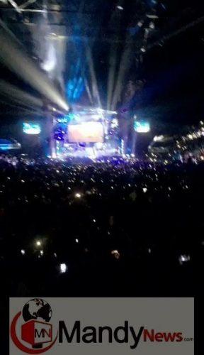 "caQPkVGuFYfmLH3A - Davido Performs ""Aye"" Live At 02 Arena Concert In London (Video)"