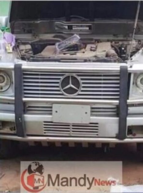 g-wagon637972083 Young Ghanaian Millionaire, Ibrah One Exposes Shatta Wale Over Fake G-Wagon Purchase