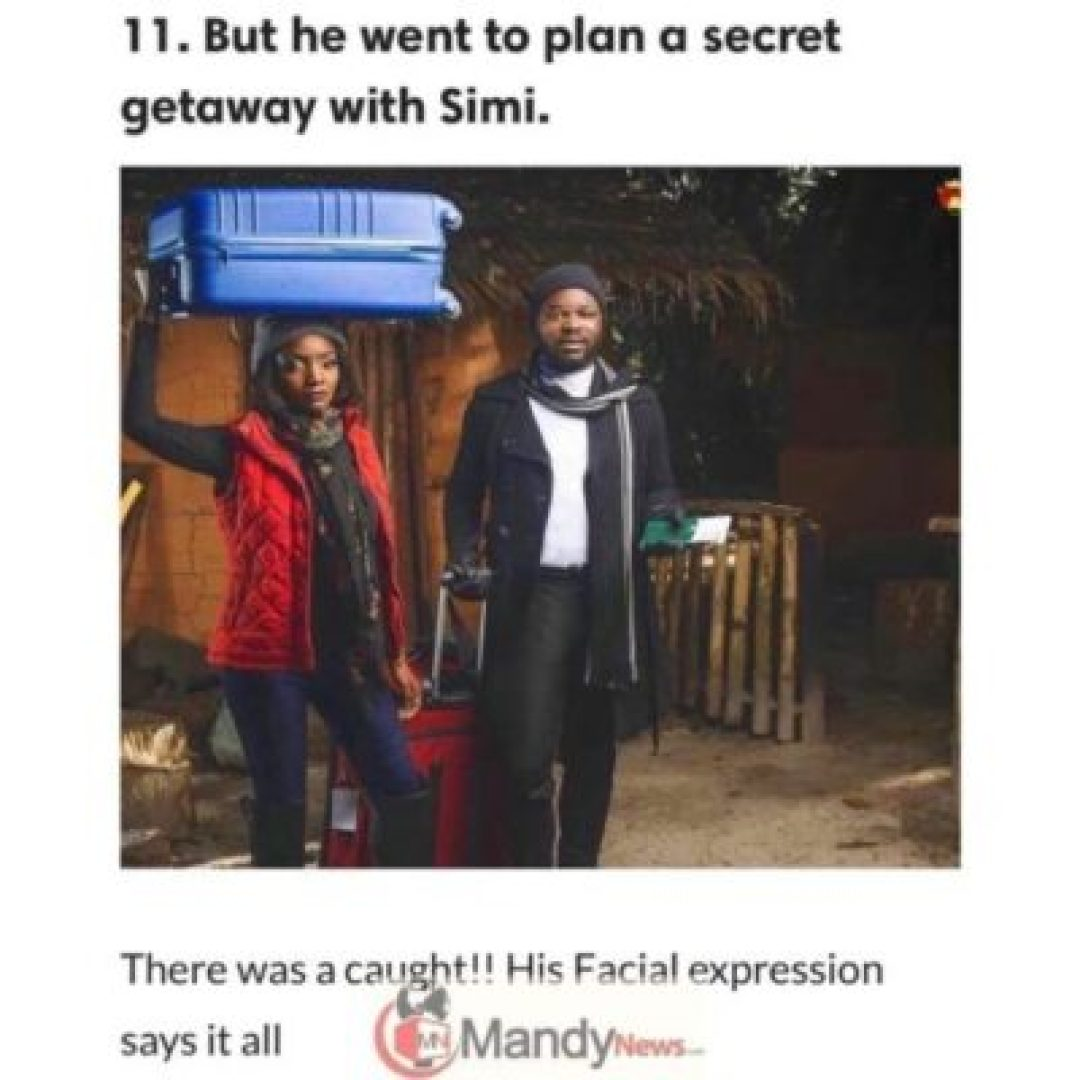 11 Times FALZ Shot At SIMI But Didn't Hit The Goal Post - Meme Collection