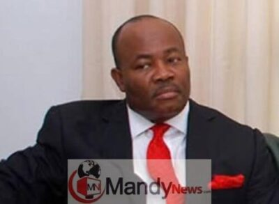 images551165948 Protesters Demand Probe Of Akpabio For 'Omitting To Declare Assets'